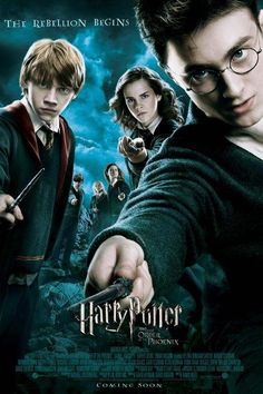 Harry Potter and the Order of the Phoenix – Harry Potter ve Zümrüdüanka Yoldaşlığı 720p Altyazılı İzle