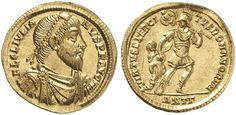 Western Roman Empire AV Solidus ND 361/3AD Antioch Mint Julian II