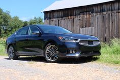 2017 Kia Cadenza First Drive in Virginia | Be Car Chic