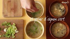 Soupe Miso - allrecipes.fr