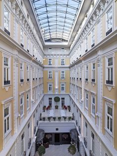 Corinthia Hotel Budapest Atrium
