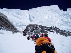 K2 Mountain Vs Everest ... images about K2 on Pinterest   Pakistan, The savages and Mount everest