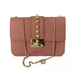 Pink, Bags, Fashion, Handbags, Moda, Fashion Styles, Pink Hair, Fashion Illustrations, Roses