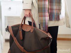 Longchamps Boxford Weekend Travel bag