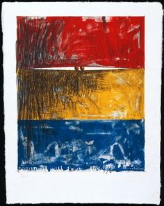 jasper johns painting with two balls - Google Search