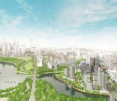 100,000 housing units could be built next to Kallang River in next 20 years, AsiaOne Singapore News