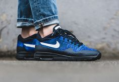 Où trouver les Nike Air Max 1 Ultra Flyknit OG Red, Oreo, Racer Blue...