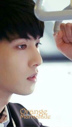 Lee Jonghyun ~ mr. Burning ❤❤ (Orange Marmalade)