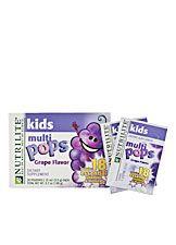 NUTRILITE® Combo para Chicos Saludables - Fresa ¡La divertida multivitamina para niños que burbujea y se disuelve en la boca!