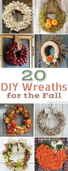 20 Stunning DIY Fall