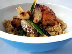 CHILI & VANILIA: Árpagyöngy, miszerint gersli Chili, Diet Recipes, Side Dishes, Grains, Low Carb, Rice, Vegan, Chicken, Ethnic Recipes