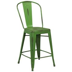 "Flash Furniture 24"" Bar Stool"