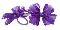 Cadbury's Purple Hairbows