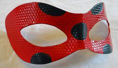 Ladybug Cosplay Mask, a miraculous find