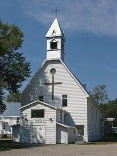 Val-des-Bois (église Notre-Dame-de-la-Garde), Québec, Canada (45.913940, -75.594984)