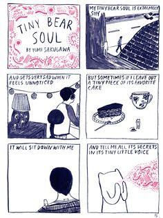 Comics by Yumi Sakugawa
