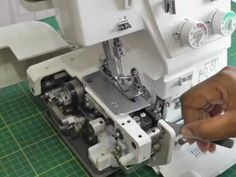 Threading a Serger. Let me show you how with my FREE article and fashion sewing video tutorial, only at www. Serger Thread, Serger Sewing, Sewing Tools, Sewing Tutorials, Sewing Hacks, Sewing Crafts, Sewing Projects, Sewing Patterns, Techniques Couture