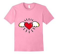 Branded T Shirts, Cool T Shirts, Old School, Pop Art, Fashion Brands, T Shirts For Women, Amazon, Tattoos, Heart