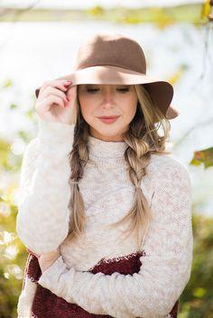 Anna Elizabeth's chic fall attire