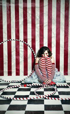 circus themed photo shoot - Google Search