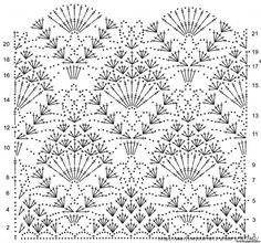 Nice crochet edge
