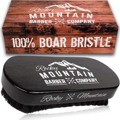 Don't take our word for it, check out our customer photos on Instagram 100% Boar Bristle Beard Brush Means a More Confident Man Let's put your fears to rest right away - this is a 100% pure boar brist