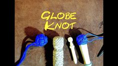 How to Make a Globe Knot - How to Tie a Globe Knot on Your Hand