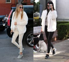 #Twinning! Kendall Jenner and Gigi Hadid's Winter Staple Is Shockingly Affordable
