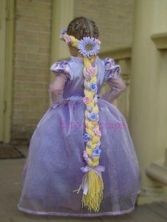 Crochet braids for kids rapunzel hair 67 ideas
