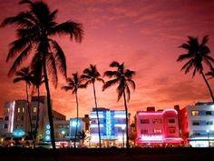 Miami Beach | Art Deco District in Miami Beach, FL