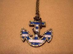 anchorsplusblueandwhitenauticalstripes