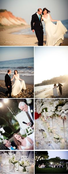 Real Weddings :: Beach wedding at Algarve
