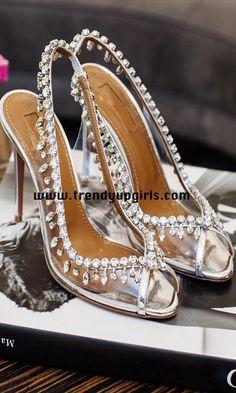 Silver Sandals, High Heels, Shoes Heels, Footwear, Sparkle, Bridal Heels, Heeled Sandals, Bae, Women