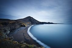 Water on the moon by jeromebphotography, via Flickr. Reykjanes Peninsula, Iceland