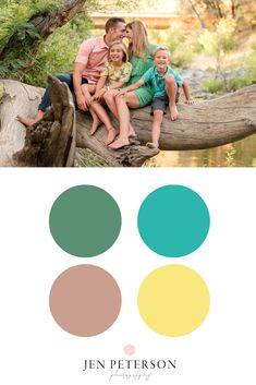 What should I wear?   10 Tips to help you decide! Summer Family Pictures, Fall Family Photos, Family Pics, Family Picture Colors, Picture Ideas, Photo Ideas, Green Colour Palette, Colour Combo, Family Color Schemes