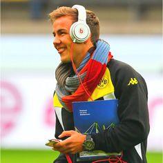 Mario Götze, Footballer (Borussia Dortmund)