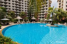 Main Swimming Pool - Holiday Inn Resort Batam