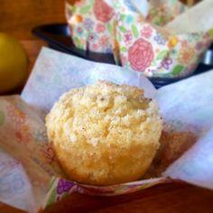 Piškotka: Citrónové muffiny Lemon, Dairy, Cheese, Breakfast, Food, Morning Coffee, Essen, Meals, Yemek