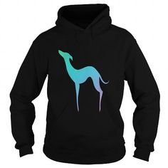 Awesome Tee Do you love Greyhound dog silhouette  T shirts