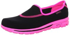 Skechers Women's Go Walk Slip-On,Black/Hot Pink,6.5 M US Skechers http://www.amazon.com/dp/B00A8GO8MM/ref=cm_sw_r_pi_dp_5Y-svb0HZJFSC