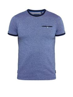 7ea31c1d8 Ted Baker Richie Crew Neck Cotton T-shirt - House of Fraser