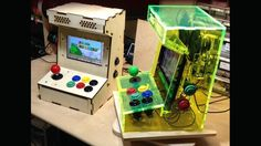 Porta Pi Arcade: A DIY Mini Arcade Cabinet for Raspberry Pi by Ryan Bates — Kickstarter