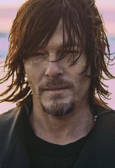 Norman Reedus for Flaunt Magazine.