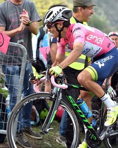 Esteban Chaves gave it everything on stage 20 Giro 2016