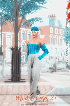 Roli Cannoli CC Findz Corner — helgatisha: (TS4) Model poses 27 |Pose Pack &...