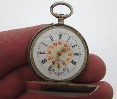 Rare and unusual Patek Philippe Pocket Watch
