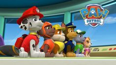 PAW PATROL - Pups Save the Day - Nick Jr. -  SUSCRIBE to my Channel YOUTUBE: https://www.youtube.com/user/ipadmacpc