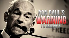 THE BIG QUESTION:Why Don't Governments Abolish Taxation And Print Out All The Money They Need From a Central BANK?Ron Paul Responded To This Question In 1988-VIDEO
