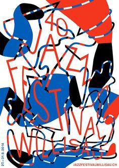 Jazz Festival Willisau 2014 - Annik Troxler