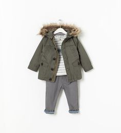 Zara baby - fall/winter outfit
